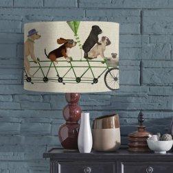 dog lamp £